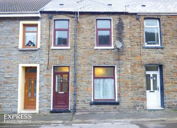 Thumbnail 3 bed terraced house for sale in Glanaman Road, Cwmaman, Aberdare, Mid Glamorgan