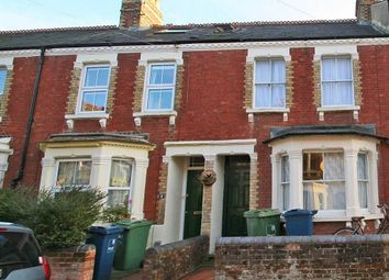 Thumbnail 4 bed terraced house to rent in Regent Street, Oxford
