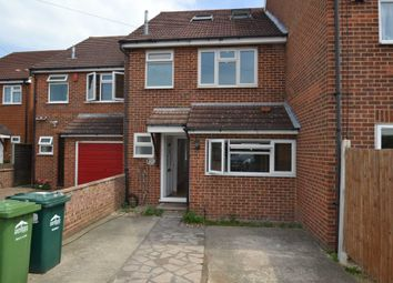4 bed terraced house for sale in Napier Road, Ashford TW15
