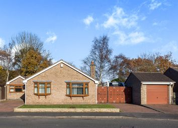 Thumbnail 3 bed detached bungalow for sale in Huntley Avenue, Spondon, Derby