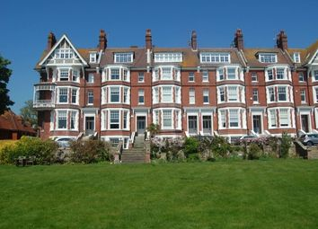 Thumbnail 3 bed flat to rent in Chatsworth Gardens, Eastbourne