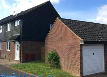 Thumbnail 3 bed end terrace house to rent in Parishes Mead, Stevenage, Hertfordshire