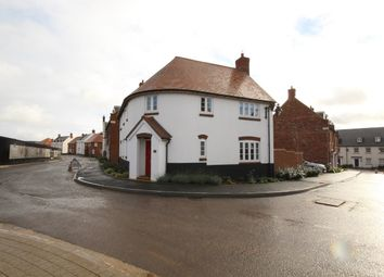 Thumbnail 4 bedroom detached house for sale in Wimble Stock Way, Yeovil