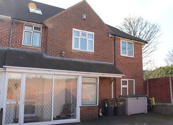 Thumbnail 5 bed semi-detached house for sale in Winsham Grove, Birmingham