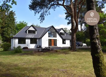 Thumbnail 5 bedroom chalet for sale in Ashley Drive South, Ashley Heath, Ringwood