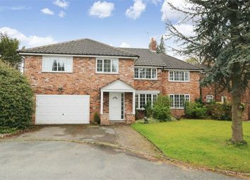 Thumbnail 6 bed detached house for sale in Rodeheath Close, Wilmslow, Cheshire