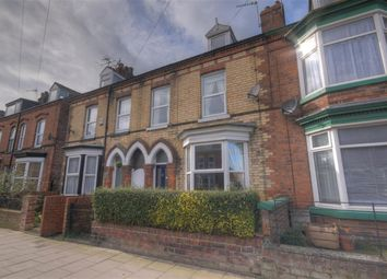 Thumbnail 4 bed terraced house for sale in St. Johns Avenue, Bridlington