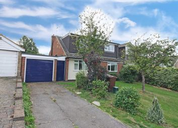 Thumbnail 4 bed semi-detached house for sale in Larkfield, Cholsey, Wallingford