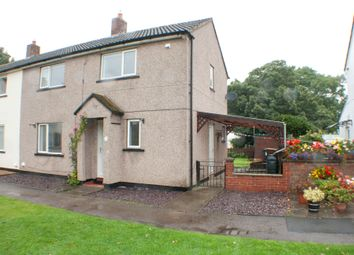 Thumbnail 3 bed semi-detached house for sale in Applegarth, Cargo, Carlisle