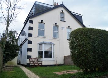 Thumbnail 4 bed semi-detached house for sale in Leicester Road, Barnet