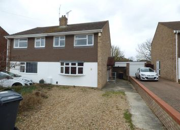 Thumbnail 3 bed semi-detached house for sale in Clapham, Beds