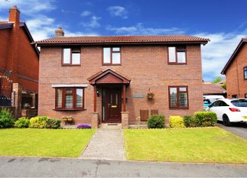 Thumbnail 5 bed detached house for sale in Church Walk, Bagillt