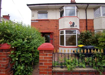 Thumbnail 3 bedroom semi-detached house to rent in Wadham Road, Preston