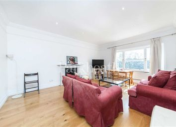 Thumbnail 3 bed flat to rent in Belsize Square, Belsize Park, London