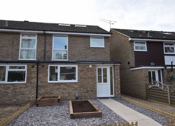 Thumbnail 4 bed end terrace house for sale in Bramcote, Camberley, Surrey