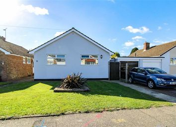 Thumbnail 3 bed detached bungalow for sale in Wrotham Close, Hastings, East Sussex