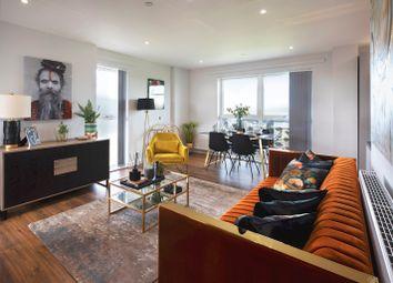 Thumbnail 2 bed flat for sale in Siskin Apartments, Nest, Dunedin Road, London