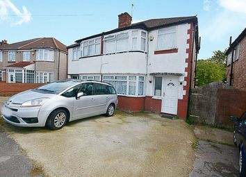 Thumbnail 5 bed semi-detached house for sale in Roseville Road, Hayes, Middlesex