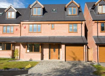 Thumbnail 6 bed detached house to rent in Maple Close, Storth Lane, South Normanton