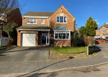Thumbnail 4 bed detached house for sale in Preston Drive, Daventry