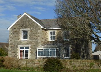 Thumbnail 5 bed detached house for sale in Cott Road, Lostwithiel