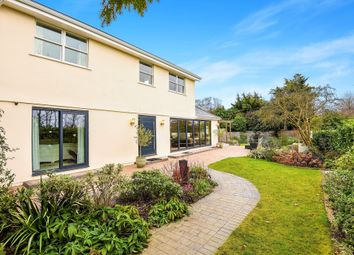 Thumbnail 5 bed detached house for sale in Summerfield Lane, Surbiton, Surrey