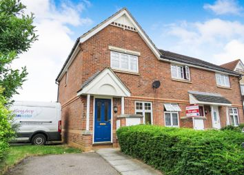 Thumbnail 2 bed property to rent in Tulip Close, Biggleswade