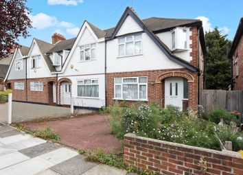 Thumbnail 3 bed semi-detached house for sale in Worcester Gardens, Greenford