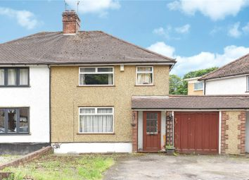 Thumbnail 3 bedroom semi-detached house for sale in Park Road, Rickmansworth, Hertfordshire