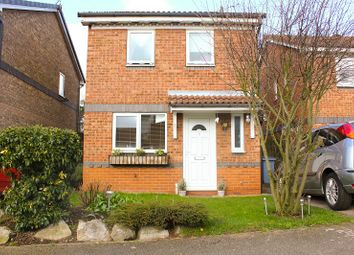 Thumbnail 3 bed detached house for sale in Whinney Moor Way, Retford