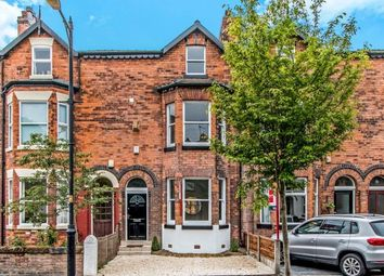 Thumbnail 4 bed terraced house for sale in Warwick Road, Chorlton, Manchester, Greater Manchester