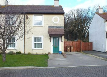 Thumbnail 2 bed semi-detached house for sale in Faaie Ny Cabbal, Kirk Michael, Isle Of Man