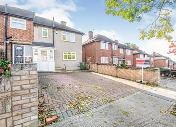 Thumbnail 3 bed semi-detached house for sale in Collier Row, Romford, Havering