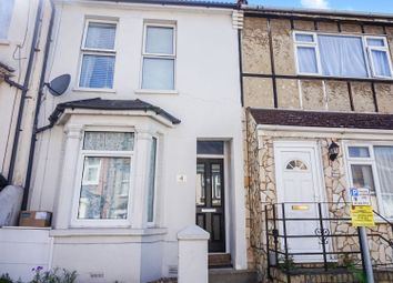2 bed terraced house for sale in Corporation Road, Gillingham ME7