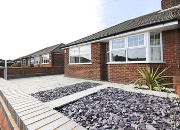 Thumbnail 3 bed semi-detached bungalow for sale in Sunnyside Road, Ashton In Makerfield, Wigan