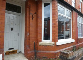 Thumbnail 5 bed terraced house to rent in Monica Grove, Burnage, Manchester