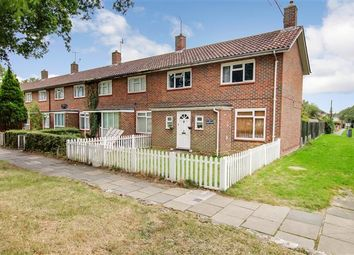 Thumbnail 2 bed end terrace house for sale in Maple Close, Crawley