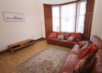 Thumbnail 2 bed flat to rent in Bellevue Crescent, Ayr