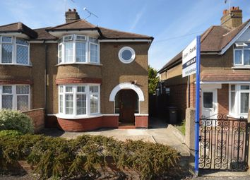 Thumbnail 3 bedroom semi-detached house for sale in Windermere Crescent, Luton