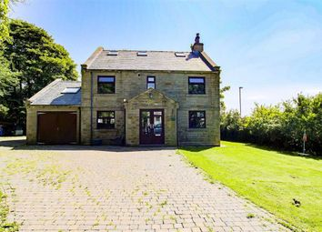 Thumbnail 6 bed detached house for sale in Church Street, Briercliffe, Lancashire