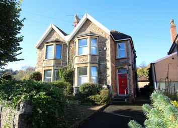 Thumbnail 4 bed semi-detached house for sale in Slade Road, Portishead, North Somerset