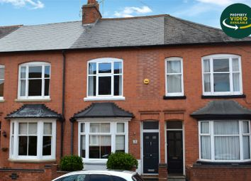3 bed terraced house for sale in St. Pauls Road, Westcotes, Leicester LE3