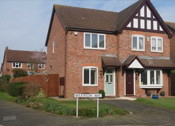 2 bed semi-detached house for sale in Wilkinson Way, Shustoke, Coleshill, Birmingham B46