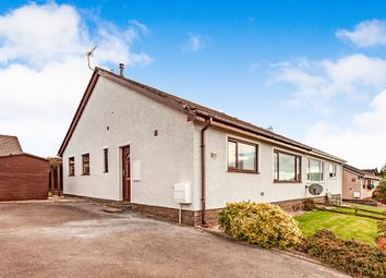 Thumbnail 3 bed bungalow for sale in Golf Road Park, Brechin