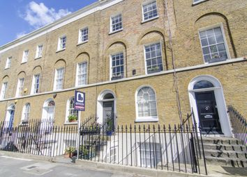 Thumbnail 3 bed flat for sale in Tredegar Square, London