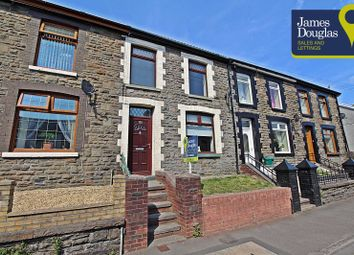 Thumbnail 3 bed terraced house for sale in Brithweunydd Road, Trealaw, Tonypandy, Rhondda Cynon Taff