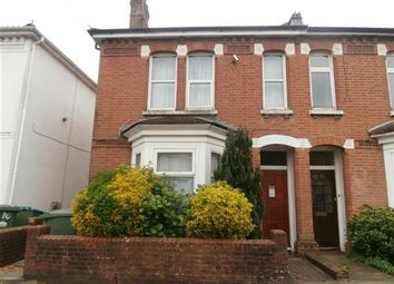 Thumbnail 4 bed end terrace house to rent in Cromwell Road, Shirley, Southampton