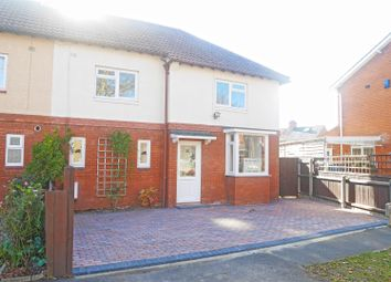 Thumbnail 3 bed semi-detached house for sale in Greenway Crescent, Taunton