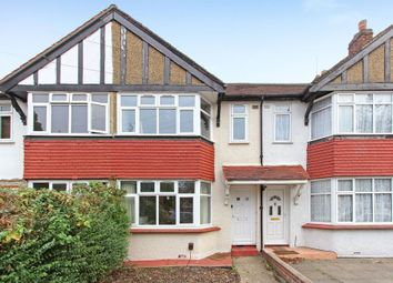 Thumbnail 3 bed terraced house for sale in Haslemere Avenue, Mitcham