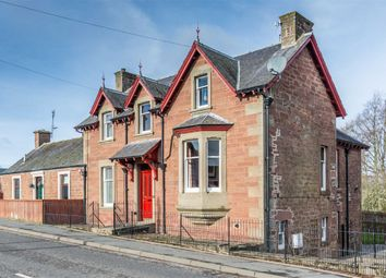 Thumbnail 4 bed semi-detached house for sale in High Street, Burrelton, Perthshire